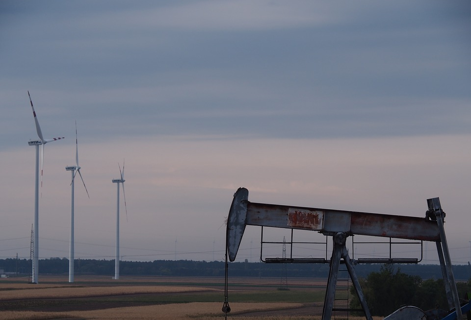 Oil and Wind